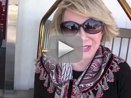 Joan Takes on Kristen Stewart