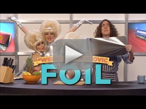 Weird Al - Foil