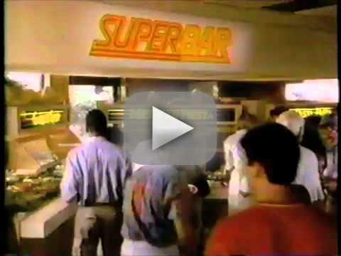 Wendy's Superbar