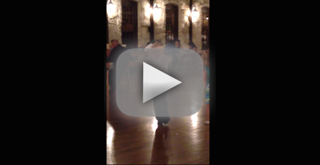 Kid Mesmerizes on Dance Floor