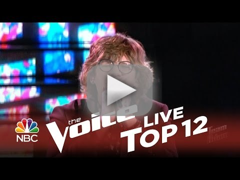 Matt McAndrew - Take Me to Church (The Voice Top 12)
