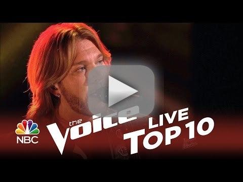 Craig Wayne Boyd - I Walk the Line (The Voice Top 10)