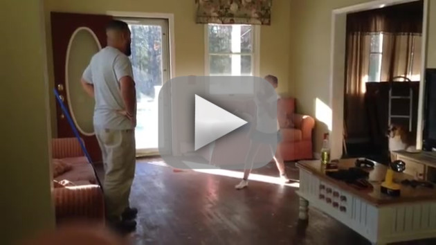 AMAZING Father-Daughter Dance-Off