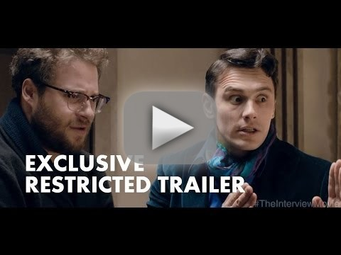 The Interview: Pulled From Theaters