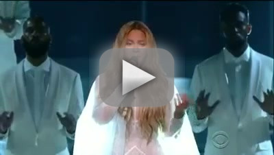Beyonce Grammy Awards Performance 2015
