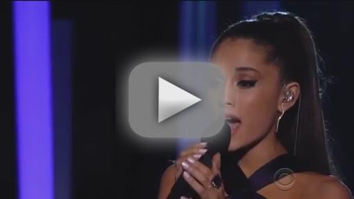 Ariana Grande Grammy Awards Performance 2015