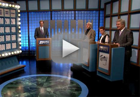 Saturday Night Live Celebrity Jeopardy Returns