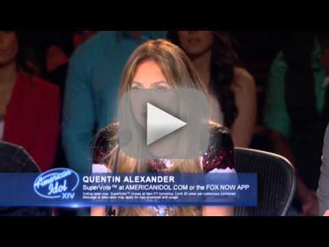 """Quentin Alexander – """"I Put a Spell on You"""""""