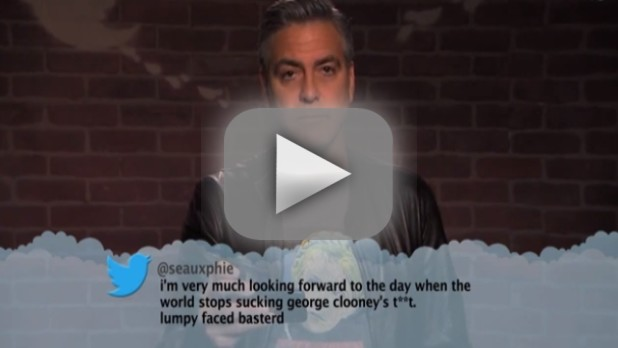 Stars Read Mean Tweets About Themselves
