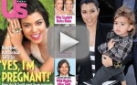 Kourtney Kardashian Pregnant - The Pulse
