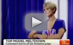 Louise Watts' America's Next Top Model Meltdown