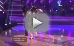 Emmitt Smith - Dancing With the Stars Semifinals (Espionage Lindy Hop)