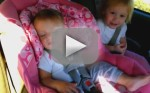 "Baby Wakes Up to ""Gangnam Style"""