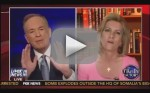 Bill O'Reilly-Laura Ingraham Fight
