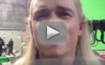 Orlando Bloom Says Goodbye to Legolas