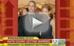 Katie Couric Engaged
