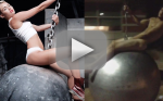 Miley Cyrus Wrecking Ball Vine Reenactment