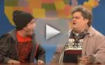 Aaron Paul on SNL Weekend Update