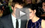 Robert Pattinson, Kristen Stewart Talking Marriage?