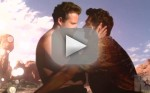 "James Franco and Seth Rogen Film ""Bound 3"""