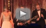 "Taylor Swift, Bon Jovi and Prince William - ""Livin on a Prayer"""