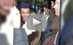 Harry Styles and Kendall Jenner Leave NYC Hotel Together