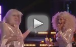 Lady Gaga ft. Christina Aguilera - Do What U Want (The Voice)