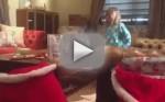 Tori Spelling Christmas Video
