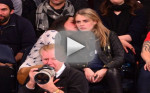 Cara Delevingne and Michelle Rodriguez Make Out