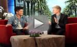 Bruno Mars on Ellen
