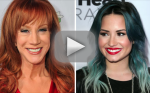 Kathy Griffin-Demi Lovato Beef