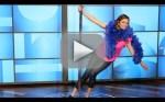Kate Walsh: Pole Dancing on Ellen