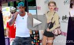 Miley Cyrus, Jeremy Bieber Hookup?