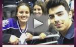 Joe Jonas Endorses High School President