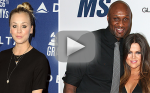Kaley Cuoco: Khloe and Lamar's House is Cursed!