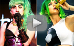 Lady Gaga at Katy Perry: You Copy Me!