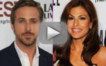 Ryan Gosling, Eva Mendes: Are They on the Rocks?