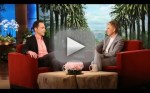 Jim Parsons on Ellen