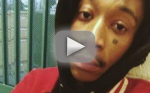 Wiz Khalifa Arrested, Posts Jail Selfie