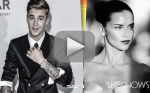 Justin Bieber and Adriana Lima: Did They Hook Up?