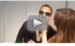 Khloe Kardashian and French Montana Kiss