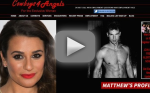 Matthew Paetz, Gigolo, Dating Lea Michele