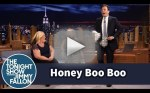 Honey Boo Boo Cheerleads on The Tonight Show