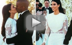 Kim Kardashian on Kanye Wedding Surprise