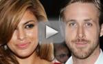 Eva Mendes Hides Ryan Gosling Baby Bump