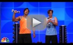 Jimmy Fallon and Dwayne Johnson Workout Video, Part 2