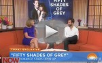 Jamie Dornan, Dakota Johnson on Today