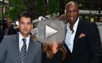 Khloe Blames Lamar for Rob Kardashian Drug Problems
