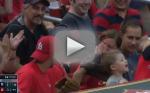 Cardinals Fan Throws Back Foul Ball