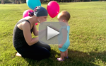 Girl Says Goodbye to Pacifier... Forever